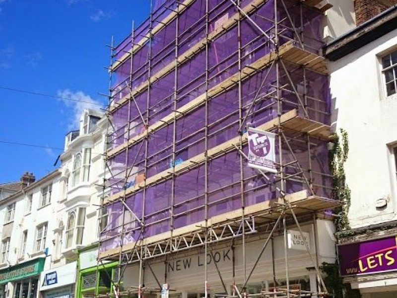 Scaffold Erection