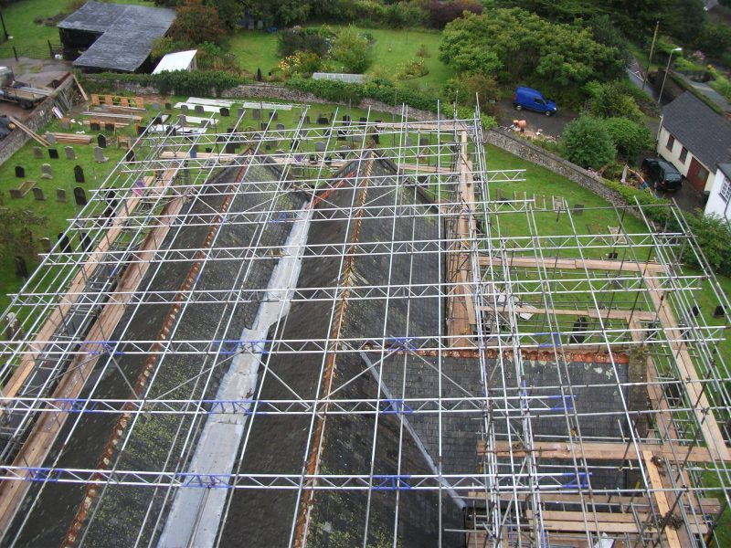 Scaffolding Devon - Scaffolding Bideford - Taw & Torridge Scaffolding Ltd