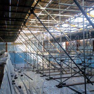Scaffolding Rental - Taw & Torridge Scaffolding Ltd
