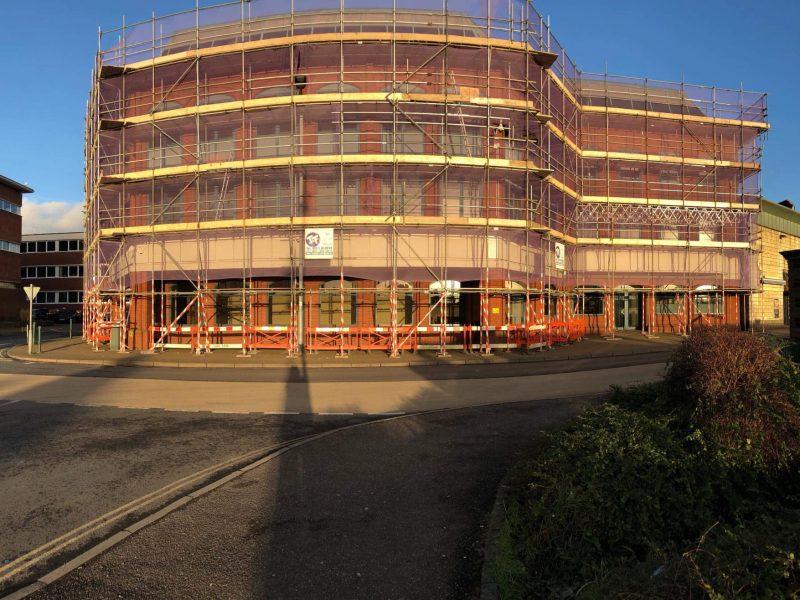 Scaffolding Contractors Bideford - Taw & Torridge Scaffolding Ltd