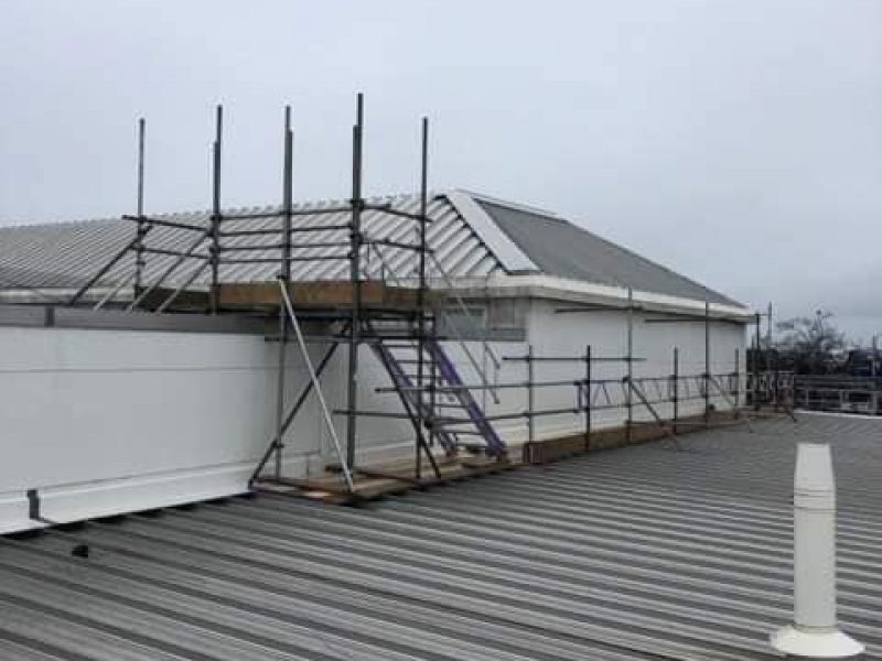 Domestic Scaffolds Devon - Taw & Torridge Scaffolding Ltd
