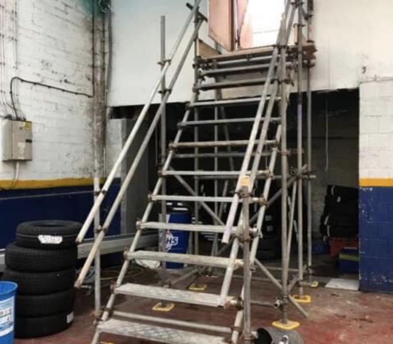 Access Scaffolding Devon - Bideford- Taw & Torridge Scaffolding ltd