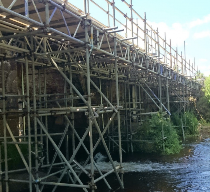 Specialist Scaffolding Devon - Bideford - Taw and Torridge Scaffolding Ltd