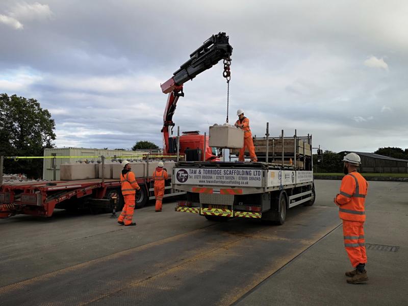 Scaffolding Company Devon - Bideford - Taw & Torridge Scaffolding Ltd